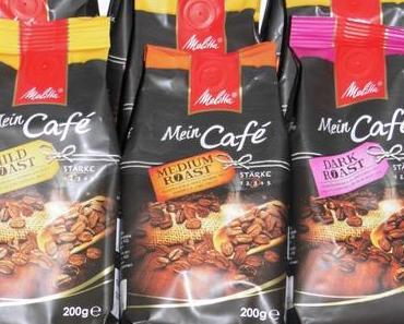 """Melitta ,,Mein Café"""" - Vollmundig und perfekt in der Röstung"""
