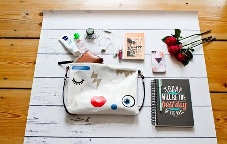 Inspiration: What's in my bag