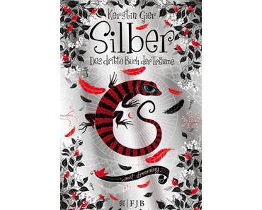 [Cover] Silber – Das dritte Buch der Träume