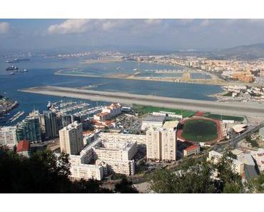 HALB-Zeit in Gibraltar