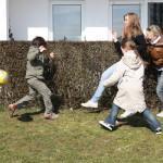 Kindergeburtstage im eigenen Garten