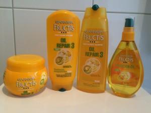 Garnier Fructis Oil Repair 3 — Haarkosmetik
