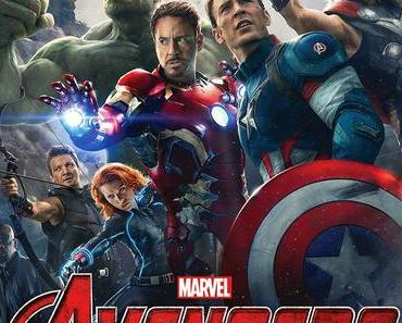 Filmkritik: Avengers - Age of Ultron (seit dem 23. April im Kino)