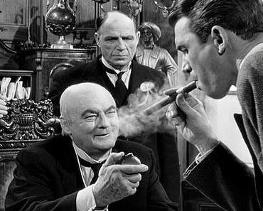 Zwischendurch: Rauch ist Rauch – vom Film-Image der Zigarre