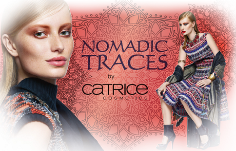 """Nomadic Traces"" by Catrice"