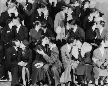 Berühmte Paare der Geschichte – und wen küsst du?