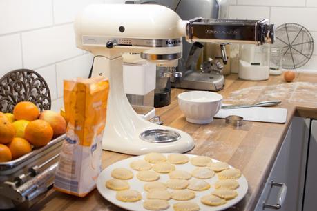 Zuwachs In Der Kuche Selbstgemachte Ravioli Mit Der Neuen Kitchenaid