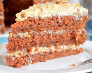 German Chocolate Cake 5