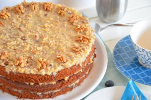 German Chocolate Cake 10