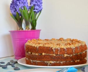 German Chocolate Cake 1