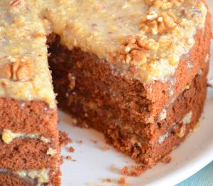 German Chocolate Cake 9