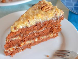 German Chocolate Cake 4
