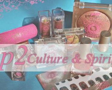 [Review] p2 cosmetics - Culture & Spirit