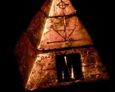 Review: THE PYRAMID – GRAB DES GRAUENS – Wenn der Totengott lustlos knurrt