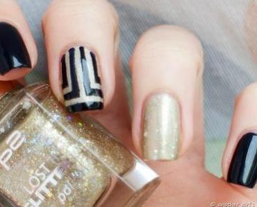 [Nails] #Nailartapr Challenge Accent