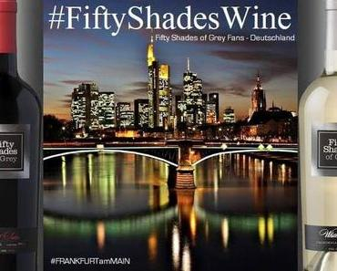 Exklusive Fifty Shades of Grey-Weinprobe