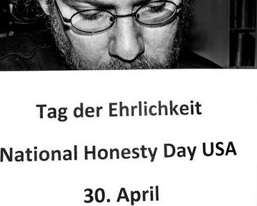 Tag der Ehrlichkeit – der amerikanische National Honesty Day