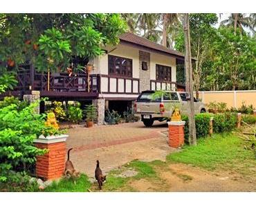 Haus bauen in Thailand