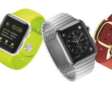 Apple Watch 42mm: Lieferzeit Juli