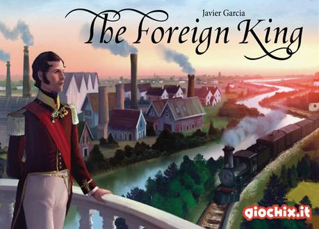 Start Crowdfunding - The Foreign King
