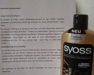 SYOSS Testcenter