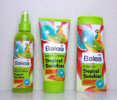[Haul] Balea Sommer Limited Edition