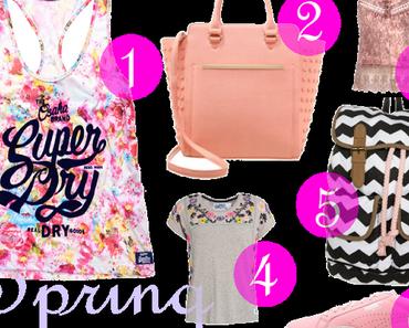 Joy of Spring - Shoppingtipps der Woche No.12