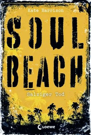 Kate Harrison - Salziger Tod (Soul Beach #3)