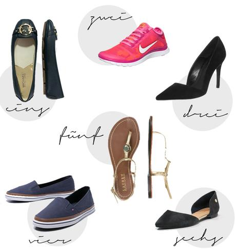 Spring Cravings :: Shoes