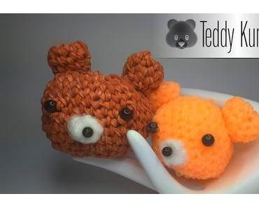 Rainbow Loom Teddy Kuno