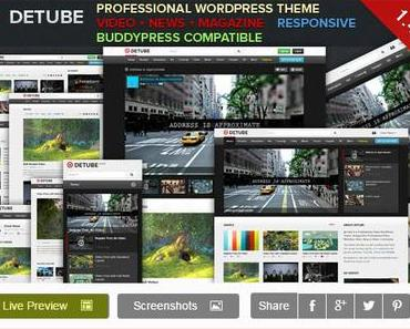YouTube Blog – 3 coole WordPress YouTube Themes