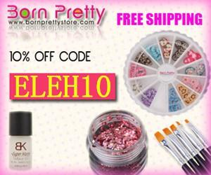 Born Pretty Store ELEH10