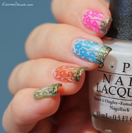 Spring Meadow Manicure