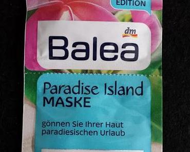 Balea PARADISE ISLAND Maske