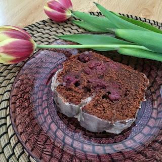 Baileys Schoko Kuchen Mit Kirschen