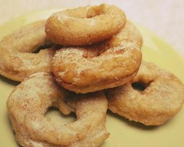 Rezept: Super leckere vegane Donuts
