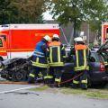 Motorradunfall Löwenstein – Biker stirbt bei Kollision mit PKW
