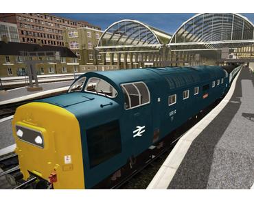 Eisenbahn-Simulation Trainz: A New Era erscheint am 15. Mai