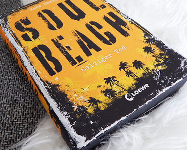 "Rezension | ""Soul Beach: Salziger Tod"" von Kate Harrison"