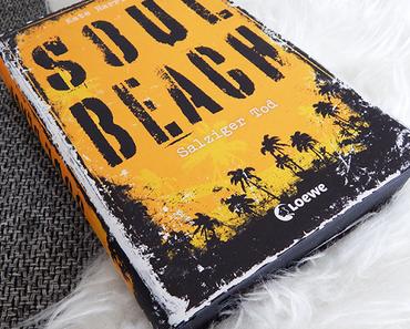 "Rezension | ""Soul Beach: Salziger Tod"" von Kate Harrison"