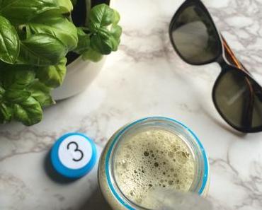 Saft-Detox mit frank juice Tag I