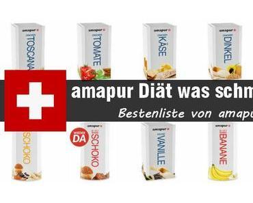 amapur Diät was schmeckt – Bestenliste von amapur ?