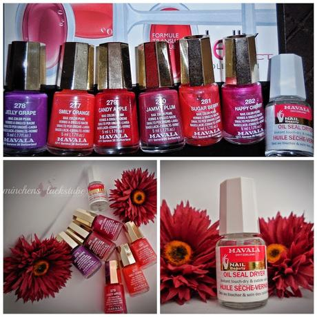 [Testpaket] Jelly Effect Collection von Mavala