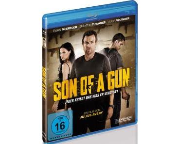 "Filmkritik ""Son of a Gun"" (Blu-ray)"
