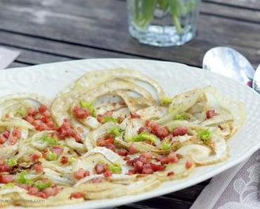 Fenchel-Carpaccio / Fennel Carpaccio
