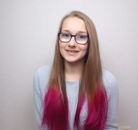 [How to?] Pinkes Ombre / Dip Dye