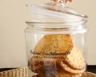 Viva la Cookie-Monster – die knusprigsten Kokos-Cookies und die Zusammenfassung der Cookiesause