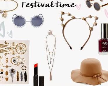 Inspiration: festival season
