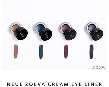 ZOEVA  -  Neue ZOEVA Cream Eye Liner – Resort Collection. Jetzt erhältlich!
