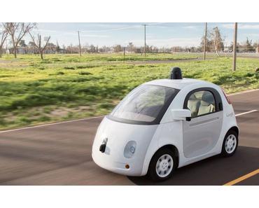 """Googles """"selbstfahrenden Eier"""" gehen auf die Straße"""